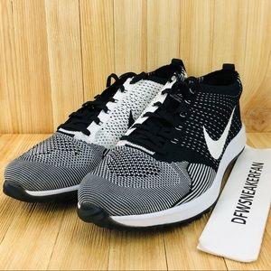 Nike Flyknit Racer Golf Shoes Mens 14